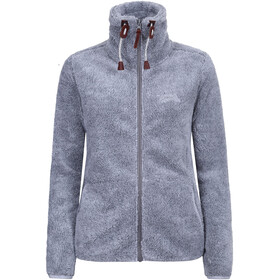 Icepeak Karmen Midlayer Jas Dames, light grey